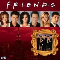 Friends movie poster