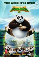 Kung Fu Panda 3 movie poster #1259936