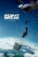 Point Break (2015) movie poster #1260084