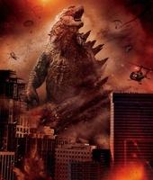 Godzilla movie poster