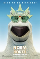 Norm of the North (2016) movie poster #1260206