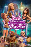 Barbie & Her Sisters in the Great Puppy Adventure movie poster