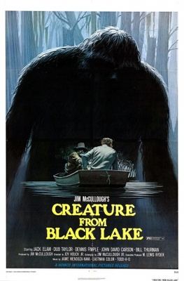 Creature from Black Lake poster #1260437
