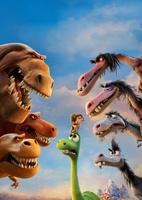The Good Dinosaur (2015) movie poster #1260857