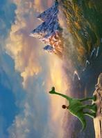 The Good Dinosaur (2015) movie poster #1260894