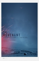 The Revenant (2015) movie poster #1260967