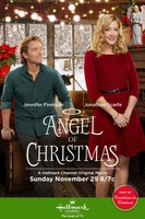 Angel of Christmas movie poster
