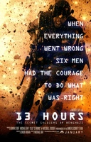 13 Hours: The Secret Soldiers of Benghazi #1261099 movie poster