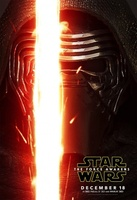 Star Wars: The Force Awakens movie poster