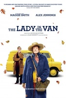 The Lady in the Van movie poster #1261171