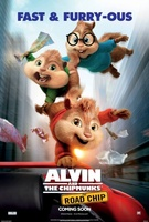 Alvin and the Chipmunks: The Road Chip movie poster #1261200