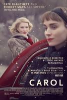 Carol (2015) movie poster #1261255