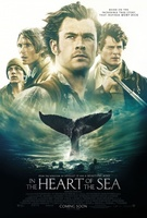 In the Heart of the Sea (2015) movie poster #1261266