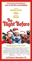 The Night Before (2015) movie poster #1261379