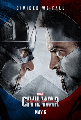 Captain America: Civil War poster #1261392