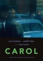 Carol (2015) movie poster #1261394