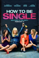 How to Be Single (2016) movie poster #1261408
