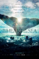 In the Heart of the Sea (2015) movie poster #1261427