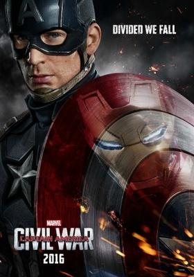 Captain America: Civil War poster #1261488