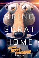 Cosmic Scrat-tastrophe movie poster