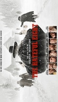 The Hateful Eight (2015) movie poster #1261550