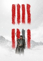 The Hateful Eight (2015) movie poster #1261551