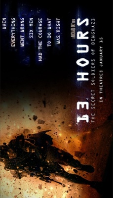 13 Hours: The Secret Soldiers of Benghazi poster #1261580