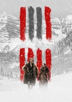 The Hateful Eight (2015) movie poster #1261582