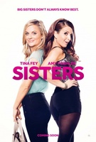 Sisters (2015) movie poster #1261624