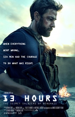 13 Hours: The Secret Soldiers of Benghazi poster #1261652