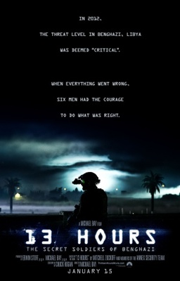 13 Hours: The Secret Soldiers of Benghazi poster #1261653