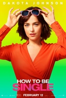 How to Be Single (2016) movie poster #1261690