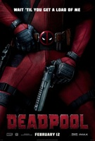 Deadpool (2016) movie poster #1261758