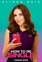 How to Be Single (2016) movie poster #1261761