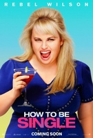 How to Be Single (2016) movie poster #1261762
