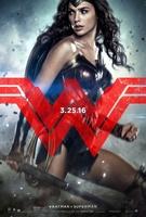 Batman v Superman: Dawn of Justice movie poster