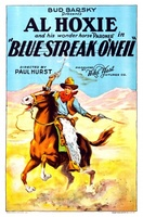 Blue Streak O'Neil movie poster