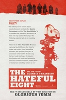 The Hateful Eight (2015) movie poster #1300485