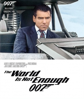 The World Is Not Enough poster #1300658