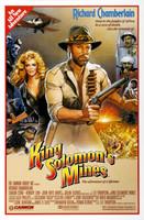 King Solomon's Mines movie poster
