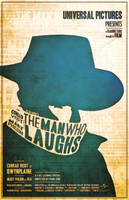 The Man Who Laughs movie poster