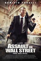 Assault on Wall Street movie poster