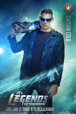 """""""DC's Legends of Tomorrow"""" poster #1301647"""