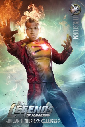 """""""DC's Legends of Tomorrow"""" poster #1301648"""