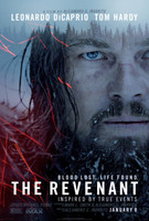 The Revenant (2015) movie poster #1301675