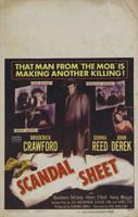 Scandal Sheet movie poster