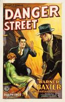 Danger Street movie poster