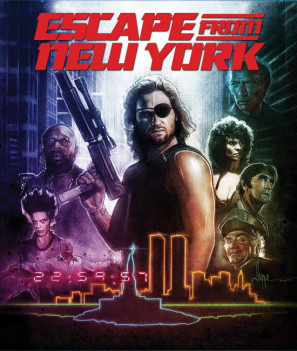 Escape From New York poster #1301762