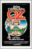 Oz movie poster