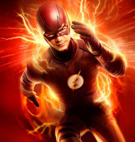 """The Flash"" movie poster"